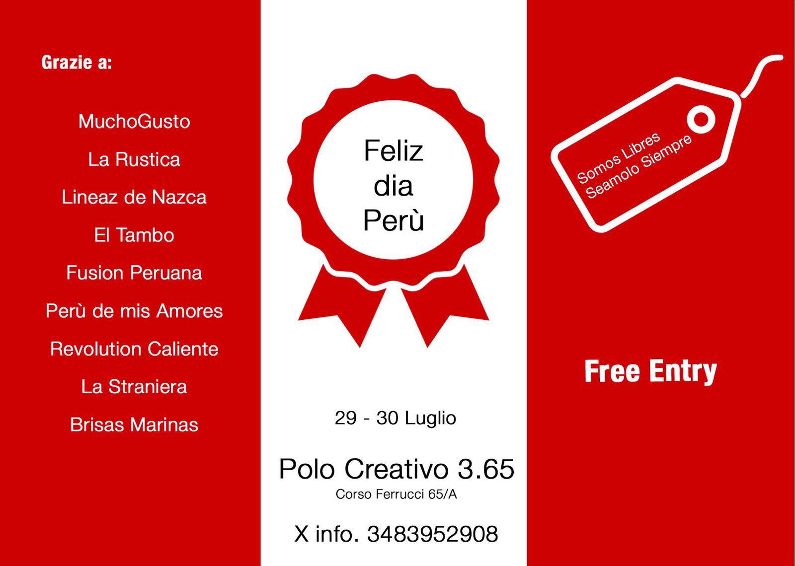 Feliz d a per esperto estudiantes peruanos en torino for Nascondi esperto